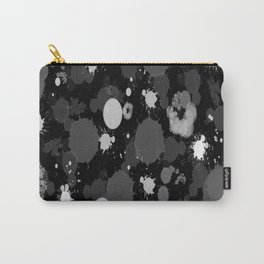 Sassy Paint Splatter Carry-All Pouch