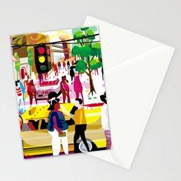 El Eje Central Stationery Cards