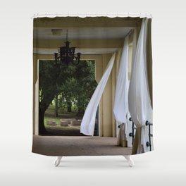 Empty Hall Shower Curtain