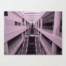 Esclator Canvas Print
