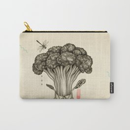 Mr. Broccoli Carry-All Pouch