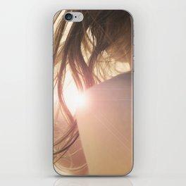 summer girl iPhone Skin