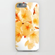WARM BLOSSOMS iPhone 6s Slim Case