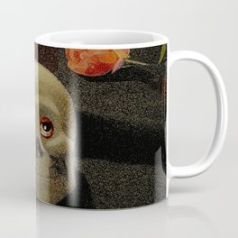 In the dark is a skull Coffee Mug
