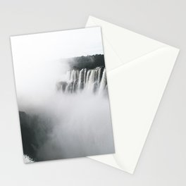 Iguazu Falls V Stationery Cards