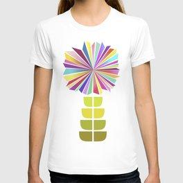 70ies flower No. 2 T-shirt