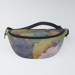 """Paul Gauguin """" Among the mangoes at Martinique"""" Fanny Pack"""