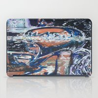angels iPad Cases featuring Angels by Prime Vice