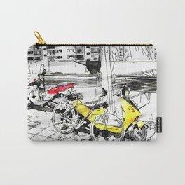 Sageun-dong Carry-All Pouch