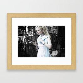 Fleeting Moments Framed Art Print