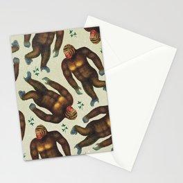 Steve the Gorilla Stationery Cards