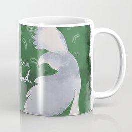 To Whatever End (Green) Coffee Mug