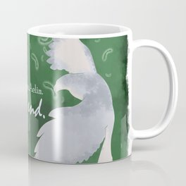 To Whatever End (Green) Coffee Mug