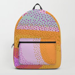 Pastel Bows Backpack