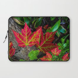 The Maple Leaf Laptop Sleeve