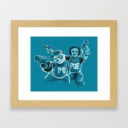 Beware the PoPoe Framed Art Print