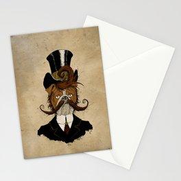 Fine Victorian Bulldog Stationery Cards