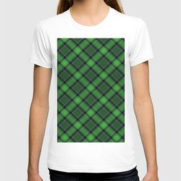 Green Scottish Fabric T-shirt