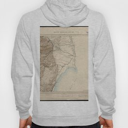 Palestine Exploration Fund Map Hoody