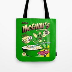 Mogwai's Breakfast the after midnight snak Tote Bag