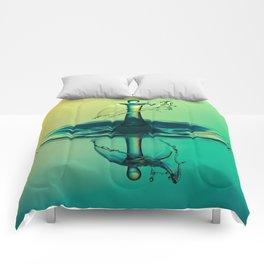Water Drop Comforters