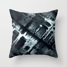 nightnet 0b Throw Pillow