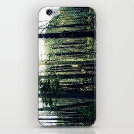 Desolate Forest iPhone Skin