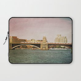 Red Line Laptop Sleeve
