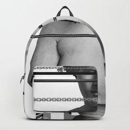 Vaporwave Chains Backpack