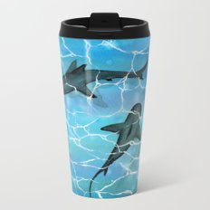 friendly waters Metal Travel Mug