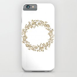 Don't Make This Ginger Snap Funny Redhead Ginger Design design iPhone Case