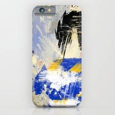 King Vegeta - Digital Watercolor Painting iPhone 6s Slim Case