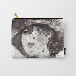 Lady Lonely Carry-All Pouch