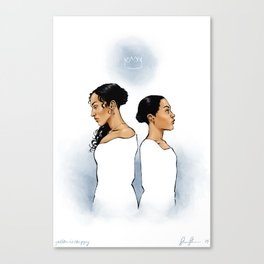 The One Who Is Promised Canvas Print