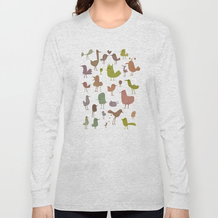 Birdies Long Sleeve T-shirt