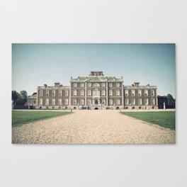 The Manor Canvas Print