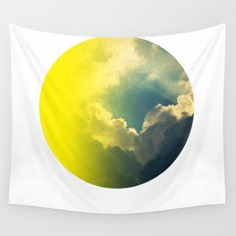 Geoform 1 Wall Tapestry
