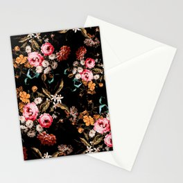 Midnight Garden IV Stationery Cards