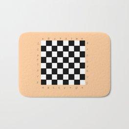 chessboard 4 Bath Mat