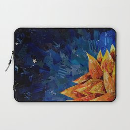Star Bloom Collage Laptop Sleeve