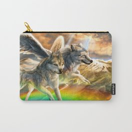 Havana Wolfs Carry-All Pouch