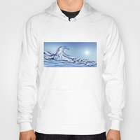 rogue Hoodies featuring Rogue Wave by John Early