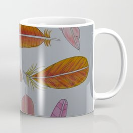 Warm Feathers Coffee Mug