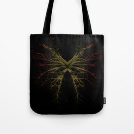 The Roots of Colour (No BG) Tote Bag