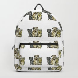 Brussels griffon Backpack