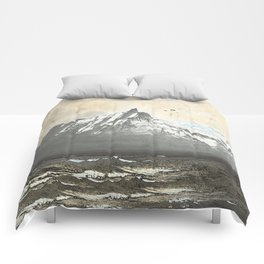 Sea.Mountains.Light. ii. Comforters