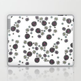 flower tops Laptop & iPad Skin