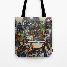 The Mos Eisley Cantina Tote Bag