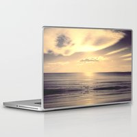 skyline Laptop & iPad Skins featuring Skyline by Mimìnouche