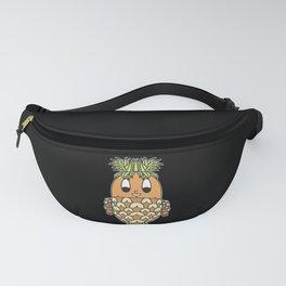 Pineapple Egg Fanny Pack